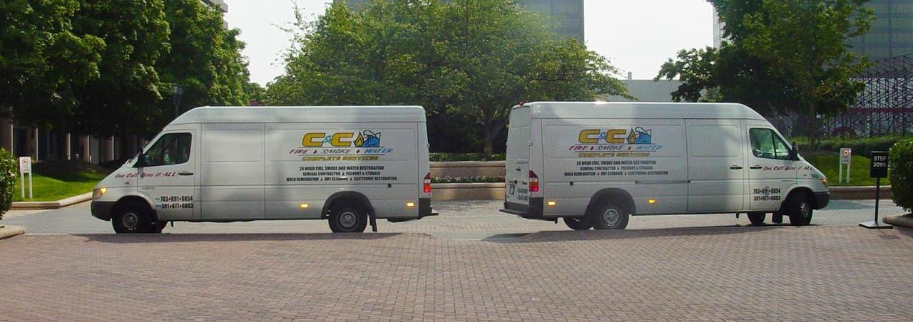 C&C company trucks